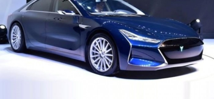 Chinese Tesla Model S Copy