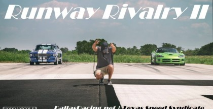 Dallas Racing - Runway Rivalry II 30 Minute Video (4)