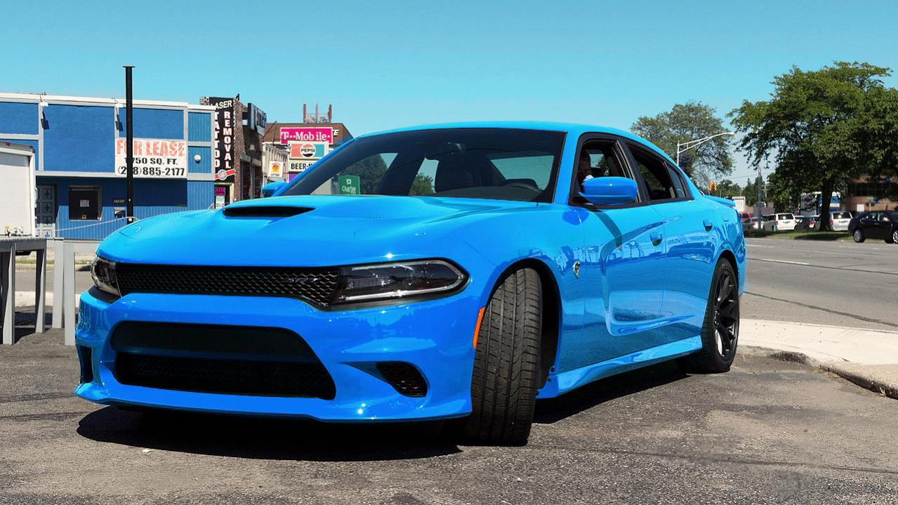 blue dodge challenger hellcat for autos post. Black Bedroom Furniture Sets. Home Design Ideas
