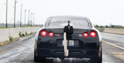 Drag Raging ALPHA OMEGA R35 GT-R Will Scare You