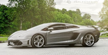 Extreme Custom Lamborghini Gallardo by Carlex Design (2)