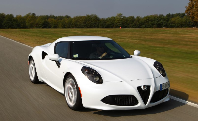 Lexus Of Henderson >> Fifth Gear – Alfa Romeo 4C Review with Vicki Henderson – Video | DPCcars