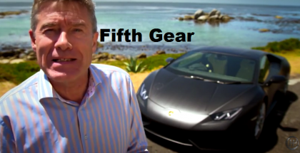 Fifth Gear - Lamborghini Huracaan Review 2
