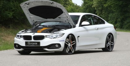 G-Power BMW 435d xDrive with 375hp and 557 lb-ft Torque (4)