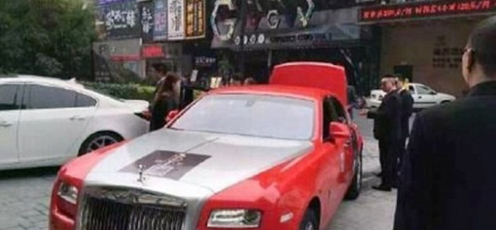 Gangnam Style singer Psy crashes his red Rolls Royce Ghost