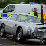 Get Ready To Cry - Aston Martin DB5 Crashed (13)