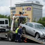 Get Ready To Cry - Aston Martin DB5 Crashed (2)