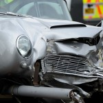 Get Ready To Cry - Aston Martin DB5 Crashed (5)