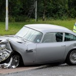 Get Ready To Cry - Aston Martin DB5 Crashed (6)