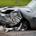 Get Ready To Cry - Aston Martin DB5 Crashed (7)
