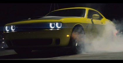 Hellcat Challenger Baseline Dyno Tested at Hennessey