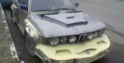 Hilarious Russian Car Tuning (10)