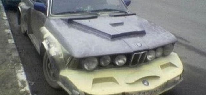 Hilarious Russian Car Tuning