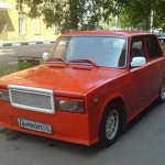 Hilarious Russian Car Tuning (14)