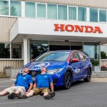 Honda Civic Tourer Guinness record for fuel efficiency (1)