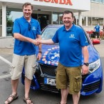 Honda Civic Tourer Guinness record for fuel efficiency (4)