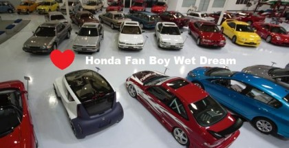 Honda's Secret Museum in California (13)