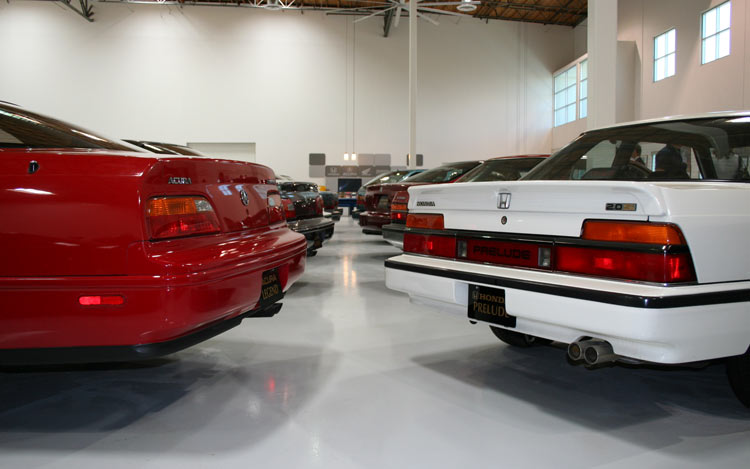 Hondas Secret Museum In California 2