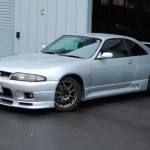 How to fix a scratched Nissan Skyline R33 with a sharpie (11)