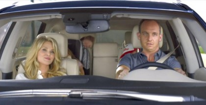 Infiniti's Version of National Lampoon's Vacation (1)