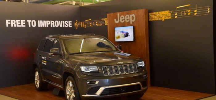 Jeep Grand Cherokee Montreux Jazz Festival Limited Edition – Official