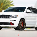 Jeep SRT8 on Vossen Forged Precision Series VPS-306 wheels (3)