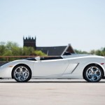 Lamborghini Concept S will be auctioned (2)