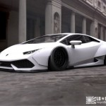 Liberty Walk Huracan Widebody Kit Pricing - $21,700 (2)