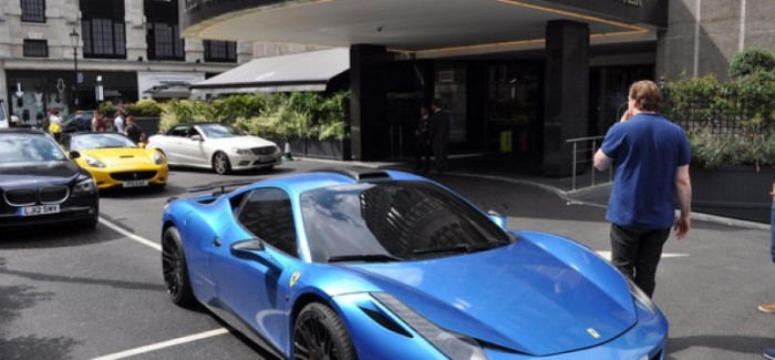 London banning supercar engine revving and loud music