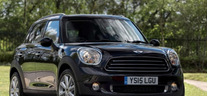 MINI Countryman Cooper D ALL4 Business – Official