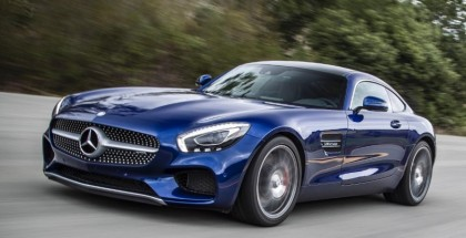 Mat Watson from Carbuyer reviews the Mercedes AMG GT