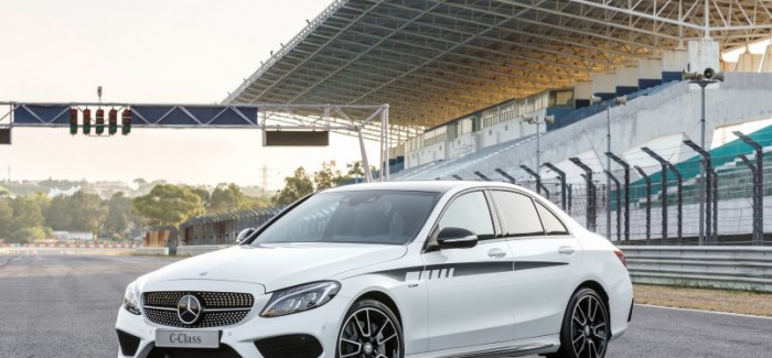 Mercedes-AMG Accessories for the C-Class