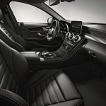 Mercedes C 200 Sports Edition For Japan - Official (1)