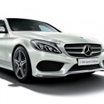 Mercedes C 200 Sports Edition For Japan - Official (3)