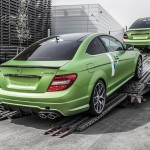 Mercedes C63 AMG Coupe Legacy Edition (9)