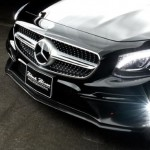 Mercedes S-Class Coupe by Wald International (4)