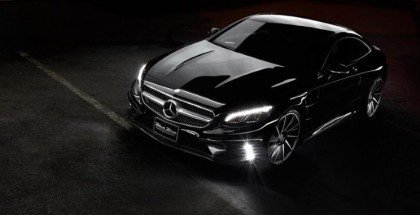 Mercedes S-Class Coupe by Wald International (7)