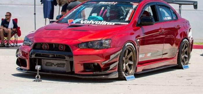 Mitsubishi Owners' Day 2015 Brought Out Some Awesome Mitsubishi Evo's – Video