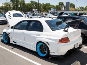 Mitsubishi Owners' Day 2015 Brought Out Some Awesome Mitsubishi Evo's (9)