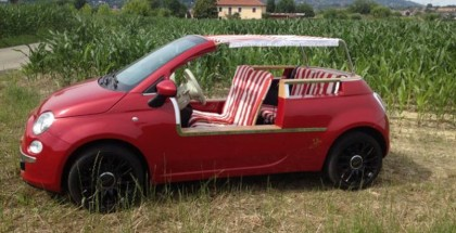 Modern Fiat 500 Jolly will cost you $89k (10)