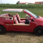 Modern Fiat 500 Jolly will cost you $89k (12)