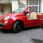 Modern Fiat 500 Jolly will cost you $89k (8)