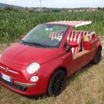 Modern Fiat 500 Jolly will cost you $89k (9)