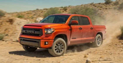 Motor Trend - 3500 Epic Miles in a Toyota TRD Pro