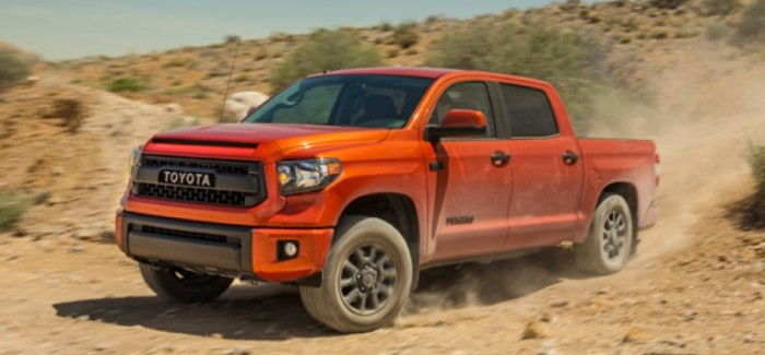 Motor Trend – 3500 Epic Miles in a Toyota TRD Pro – Video