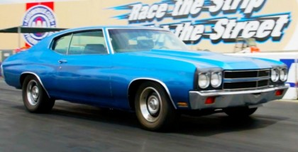 Motor Trend - Drag racing 1970 Chevelle HT502 with Limited Slip Differential Upgrade (2)