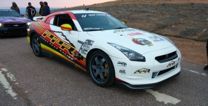Motor Trend - Randy Pobst Takes on Pikes Peak with PPR Nissan GTR