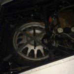 Neglected 1985 Lamborghini Countach with only 1700 miles on ebay (12)