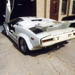 Neglected 1985 Lamborghini Countach with only 1700 miles on ebay (18)