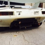 Neglected 1985 Lamborghini Countach with only 1700 miles on ebay (2)